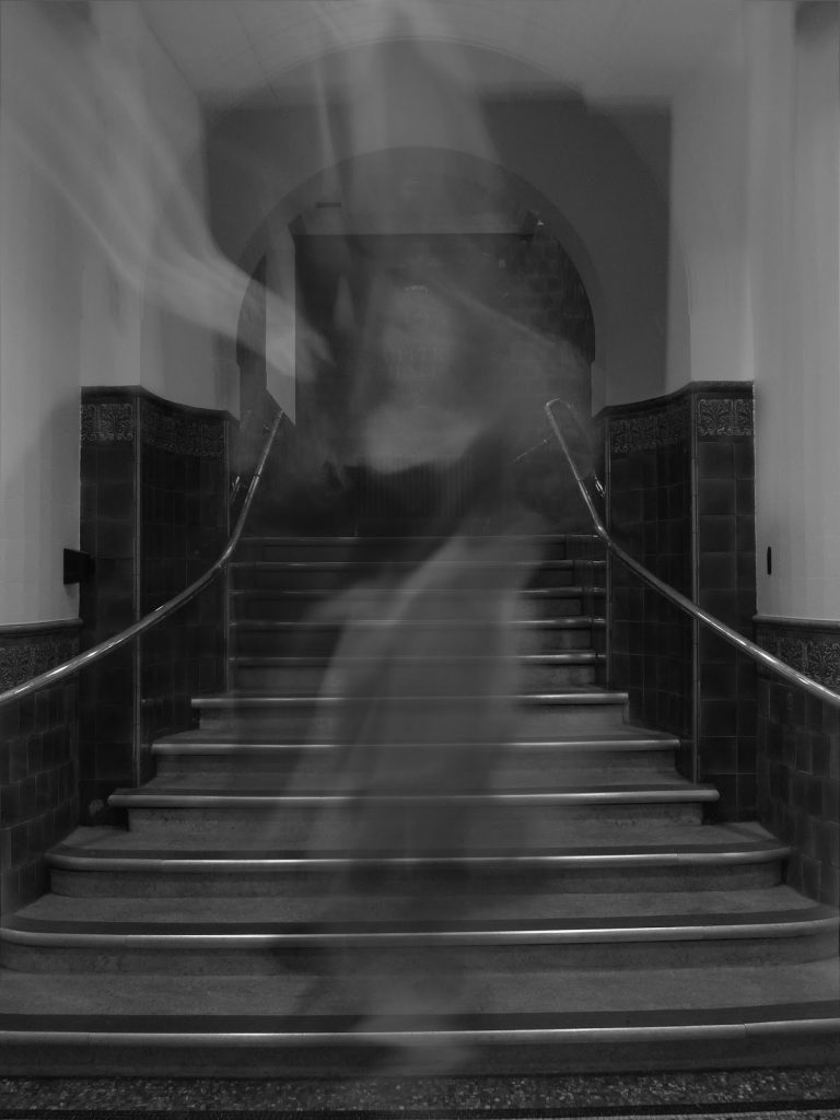Ghosting Your Narcissists: A Great Revenge